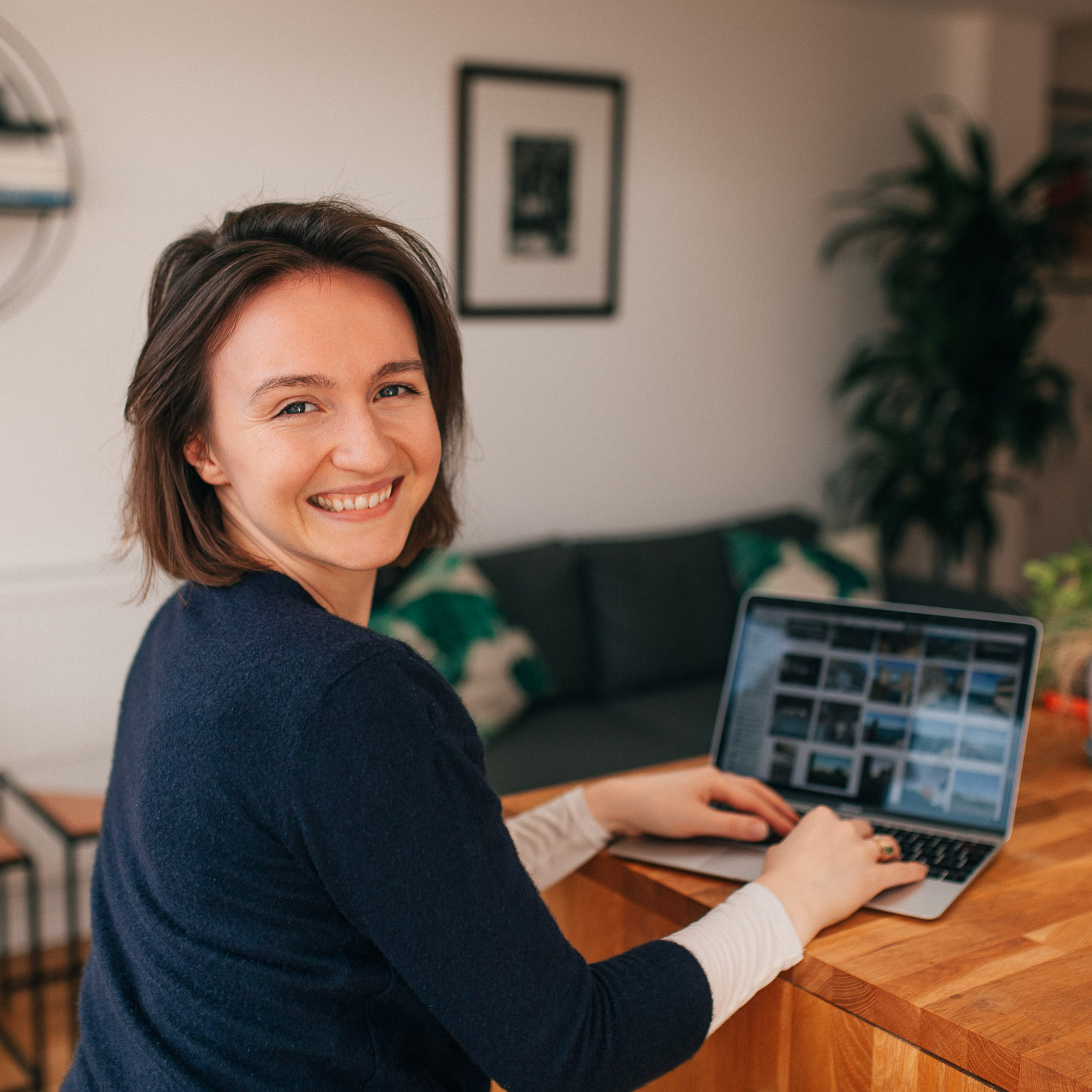 Virtual decluttering & organising